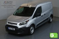 USED 2017 17 FORD TRANSIT CONNECT 1.5 240 L2 H1 100 BHP LWB EURO 6 ENGINE ONE OWNER FROM NEW