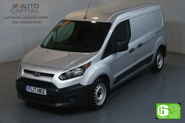 2017 17 FORD TRANSIT CONNECT 1.5 240 L2 H1 100 BHP LWB EURO 6 ENGINE ONE OWNER FROM NEW