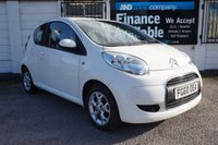 USED 2010 60 CITROEN C1 1.0 VTR PLUS 3d 68 BHP 2 Owners, 6 Service Stamps, 12 Mths MOT,  £20 Road Tax,