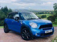 USED 2012 62 MINI COUNTRYMAN 2.0 COOPER SD 5d 141 BHP