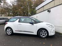 2014 CITROEN DS3 1.2 DSIGN PLUS 3d 82 BHP £5495.00