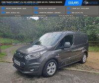 USED 2016 66 FORD TRANSIT CONNECT 1.5L 200 LIMITED 5d 120BHP AIR CON - PARKING SENSORS EURO 6 - 6 MONTHS RAC WARRANTY - NATIONWIDE DELIVERY