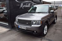USED 2011 60 LAND ROVER RANGE ROVER 4.4 TDV8 VOGUE 5d AUTO 313 BHP LOW MILEAGE 4.4 TDV8 VOGUE - LOW MILES - NAV - TV - DUAL VIEW - H/SEATS - ELECTRIC SUNROOF