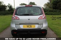 USED 2011 60 RENAULT SCENIC 1.5 EXPRESSION DCI 5d 110 BHP (FREE 2 YEAR WARRANTY)
