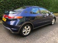 USED 2008 08 HONDA CIVIC 1.8 ES I-VTEC 5d 139 BHP SAME DAY DRIVE AWAY