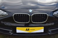 USED 2012 61 BMW 1 SERIES 2.0 118D SPORT 5d AUTO 141 BHP