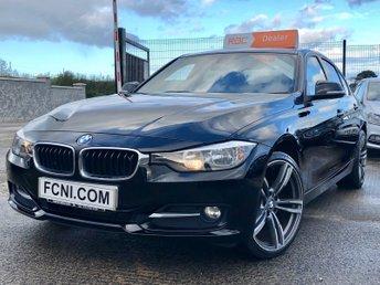 2012 BMW 3 SERIES 2.0 SPORT £7250.00