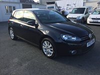 USED 2011 VOLKSWAGEN GOLF 2.0 MATCH TDI 5d 138 BHP