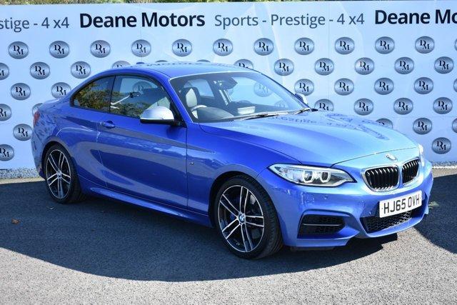 2015 65 BMW M2 3.0 M235I 2d 322 BHP