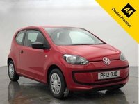 USED 2012 12 VOLKSWAGEN UP 1.0 TAKE UP 3d 59 BHP