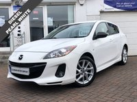 USED 2013 13 MAZDA 3 1.6 D VENTURE EDITION 5d 113 BHP SUPPLIED WITH 12 MONTHS MOT - EXCELLENT CONDITION INSIDE AND OUT