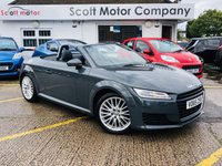 USED 2015 65 AUDI TT Roadster 2.0 TDI Ultra Sport