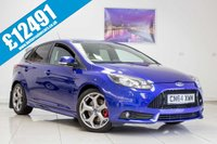 USED 2014 64 FORD FOCUS 2.0 ST-3 5d 250 BHP JULY 2020 MOT & Just Been Serviced