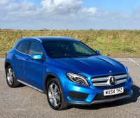 USED 2014 64 MERCEDES-BENZ GLA CLASS 2.0 GLA250 AMG Line (Premium Plus) 4MATIC 5dr 1 LADY OWNER! PAN ROOF! NAV!