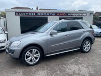 USED 2010 60 MERCEDES-BENZ M CLASS 3.0 ML350 CDI BlueEFFICIENCY Sport 5dr FULL MERCEDES SERVICE HISTORY