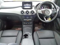 USED 2016 66 MERCEDES-BENZ B CLASS 1.6 B200 Sport (Premium Plus) 7G-DCT (s/s) 5dr Nav, Pan Roof, Rear Cam