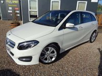 USED 2016 66 MERCEDES-BENZ B CLASS 1.6 B200 Sport (Premium Plus) 7G-DCT (s/s) 5dr Nav, Pan Roof, Rear Cam