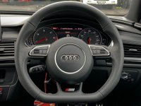 USED 2018 67 AUDI A6 2.0 TDI Black Edition S Tronic quattro (s/s) 4dr ServicePlan/BOSE/ParkingPlus