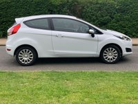 USED 2015 15 FORD FIESTA 1.2 STYLE 3d. LOW TAX AND INSURANCE