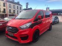 USED 2019 19 FORD TRANSIT CUSTOM 2.0 300 LIMITED DCIV L1 H1 AUTO 130 BHP MOTION R DESIGN