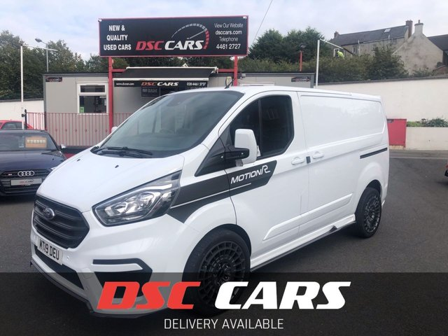 USED 2019 19 FORD TRANSIT CUSTOM 2.0 280 LIMITED P/V L1 H1 130 BHP MOTION R DESIGN