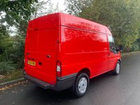 USED 2013 13 FORD TRANSIT T330 125 BHP AWD 4X4 A/C 1 OWNER