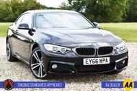 USED 2016 66 BMW 4 SERIES 2.0 420D XDRIVE M SPORT 2d AUTO 188 BHP