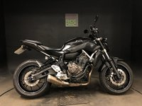 USED 2014 14 YAMAHA MT-07 2014. FSH. 8 SERVICES DONE. 25K. MECHANIC OWNED BIKE