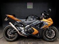 2008 SUZUKI GSXR 1000 K7. 16452 MILES. EXTENSIVE SERVICE HISTORY. ALARM  £4700.00