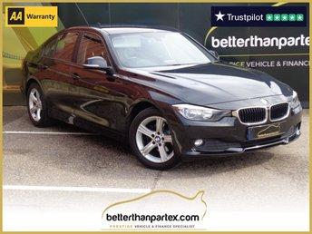 2012 BMW 3 SERIES 2.0 318D DIESEL SE 4d 141 BHP 1 OWNER 40,000 MILES £9500.00