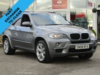 2008 BMW X5 3.0 D M SPORT 5d 232 BHP £6300.00