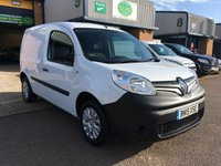 USED 2015 15 RENAULT KANGOO 1.5 ML19 DCI 75 BHP A/C, B/TOOTH, P/SENSORS, E/W, 6 MONTHS WARRANTY & FINANCE ARRANGED. 3 Services - Last service @ 51,426 on 15/07/2019 - Both Front Tyres Replaced 04.10.19, A/C, E/W, Bluetooth, Parking sensors, DAB radio, driver's airbag, factory fitted bulk head, electric mirrors, Side loading door, Very Good Condition, 1 Owner, remote Central Locking, Drivers Airbag, Barn Rear Doors, finance arranged on site & 6 months premium Autoguard warranty.