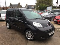 USED 2012 12 FIAT QUBO 1.2 MULTIJET MYLIFE DUALOGIC 5d AUTO 75 BHP AUTOMATIC, LOW MILEAGE, WITH FULL DEALER SERVICE HISTORY