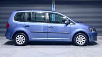 USED 2012 VOLKSWAGEN TOURAN 1.6 S TDI BLUEMOTION TECHNOLOGY 5d 103 BHP