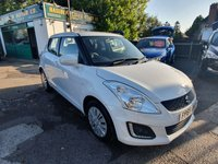 2016 SUZUKI SWIFT}
