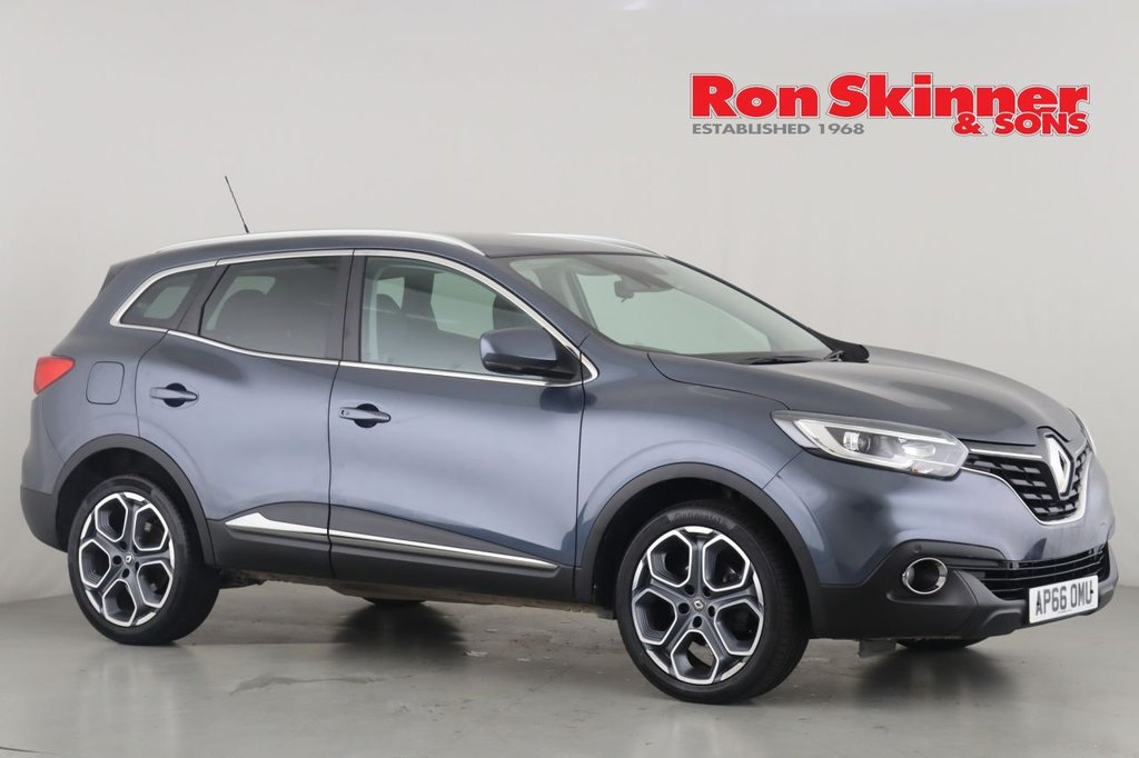 View our RENAULT KADJAR