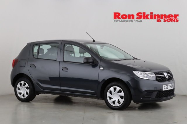 View our 2017 67 DACIA SANDERO 0.9 AMBIANCE TCE 5d 90 BHP