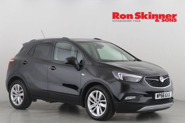 View our 2016 66 VAUXHALL MOKKA X 1.4 DESIGN NAV S/S 5d 138 BHP