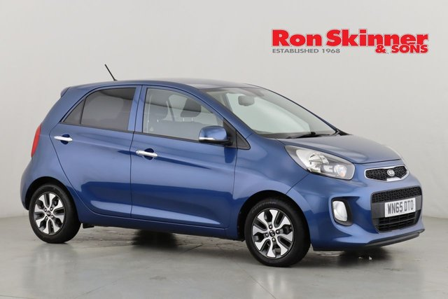 View our 2015 65 KIA PICANTO 1.0 2 ISG 5d 64 BHP