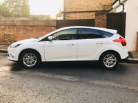 USED 2013 13 FORD FOCUS 1.6 Ti-VCT Titanium Powershift 5dr Full Service History, 2 Owners