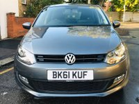 USED 2011 61 VOLKSWAGEN POLO 1.4 Match DSG 5dr Full Service History, 2 Owners