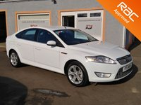 """USED 2011 11 FORD MONDEO 2.0 TITANIUM TDCI 5d 138 BHP 17"""" Alloys, 6 Service Stamps, Parking Sensors, Bluetooth, Cruise Control"""