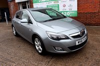 USED 2011 61 VAUXHALL ASTRA 2.0 SRI CDTI S/S 5d 163 BHP +PRIVACY GLASS +ALLOYS +5 DOOR