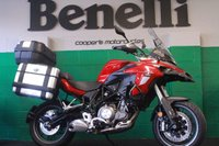 USED 2017 67 BENELLI TRK 502 ABS