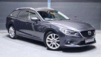 2013 MAZDA 6 2.2 D SPORT NAV 5d AUTO 173 BHP £7975.00