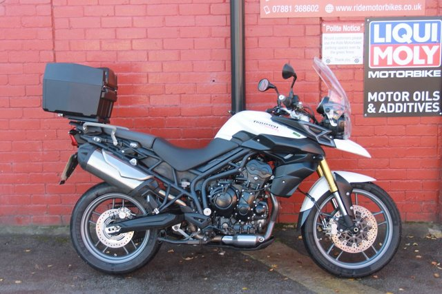 USED 2014 14 TRIUMPH TIGER 800 ABS *3mth Warranty, Finance and Delivery Available* A Cracking Example, Finance and Delivery Available