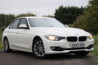 USED 2013 63 BMW 3 SERIES 1.6 320I EFFICIENTDYNAMICS BUSINESS 4d 168 BHP FULL SERVICE HISTORY ++