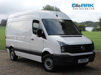 USED 2015 65 VOLKSWAGEN CRAFTER 2.0 CR35 TDI H/R P/V 107 BHP Stunning - Low Mileage -  MWB - 1 Owner - F/S/H