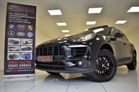 USED 2016 16 PORSCHE MACAN 3.0 D S PDK AUTOMATIC