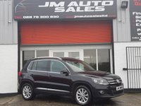 USED 2011 VOLKSWAGEN TIGUAN 2.0 SE TDI BLUEMOTION TECHNOLOGY 4MOTION 5d 138 BHP NEW MODEL